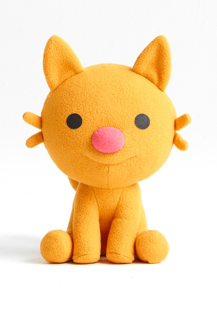 Jinja The Cat 8 Plush Kids Learning Apps Kids Toys Toddler