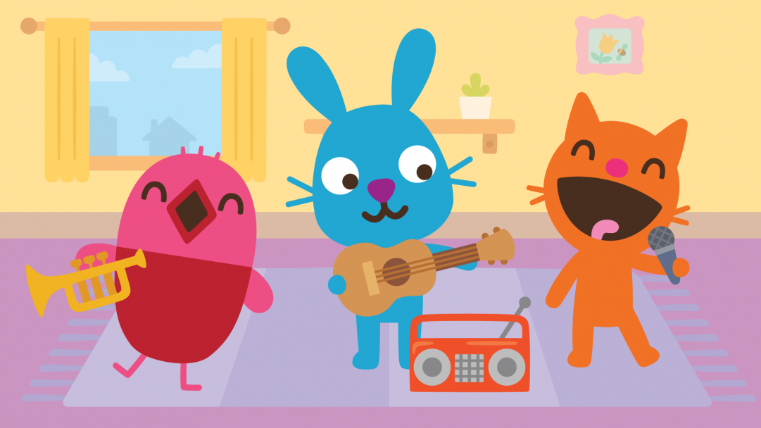 Our Favourite Baby and Preschool Songs (that don't require