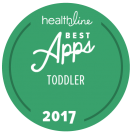 Healthline's Best Toddler Apps of 2017